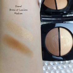 Chanel Duo Bronze et Lumière Medium | Lenallure