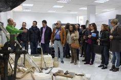 Diputación y Ayuntamiento de Macael organizan un 'Famtrip' para dar a conocer el turismo industrial de la zona de Macael