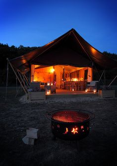 Glamping by the Norfolk Coast | Flickr - Photo Sharing!