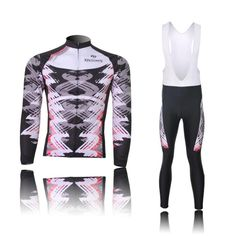 (Shipping with Express or Non-Express)2015 Fashion Cycling Jerseys Jersey For Men Long Sleeve Set Pants or bib vest breathable windbreaker perspiration performance >>> Check this awesome product by going to the link at the image.