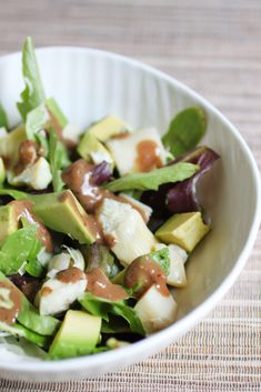 Artichoke and Avocado Salad
