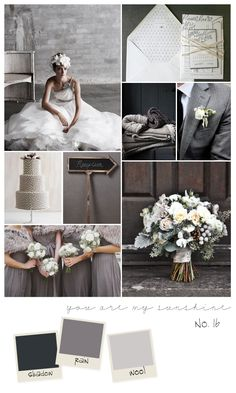 Although all of these photos are pretty, the moody style doesn't match my work. However I love the dark wood door, the texture and colors of the blankets, the grey suit.