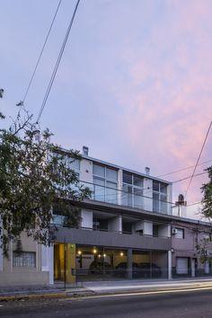 Edificio en calle Candioti, en Santa Fe - ARQA
