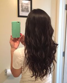 Soft Beachy Waves without the frizz or using heat! Easy tutorial and suggested products. Click through for details.