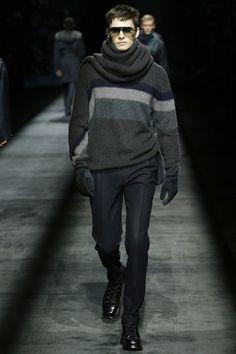 Brioni - Autumn/Winter 2016-17 Menswear Milan Fashion Week