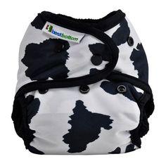 Cobertor Best Bottom Moo-licious