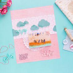 Guest Designer Bramble Fox | Scrapbook Page