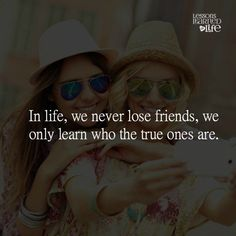 Lessons Learned in LifeThe true ones. - Lessons Learned in Life
