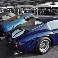 mobilmitstil: Ferrari 250 SWB