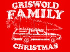 Clark Griswold Family Christmas T-Shirt