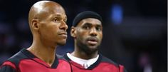Allen leaning toward signing with Cavs  Former Celtic and Heat standout Ray Allen is leaning towards returning for a 19th NBA season and joining former teammate LeBron James with the Cleveland Cavaliers, according to a league source  Sports @ www.royalewin.com