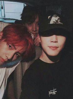 V || J-Hope || Jimin || BTS