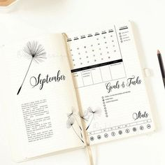 Bullet Journal Dande