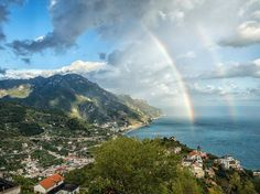 Double Rainbow Image, Italy - National Geographic Photo of the Day