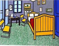 """Roy Lichtenstein's """""""