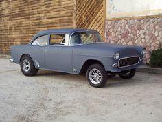 Nice 55 Gasser - TriFive.com, 1955 Chevy 1956 chevy 1957 Chevy ...