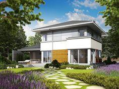 Projekt+Rodrigo+II+G1 Style At Home, Home Goods, House Plans, Mansions, House Styles, Outdoor Decor, Design, Home Decor, Google