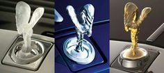 Rolls Royce Spirit of Ectasy