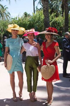 La Mejor Inspiración Para Tus Looks De Matrimonio De Día | Cut & Paste – Blog de Moda