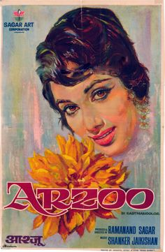 Arzoo Poster