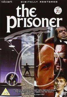 O Prisioneiro, outra série cool que eu não entendia...