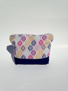 Small cosmetic bag make up bag by EnjoyLoveImaginebou on Etsy