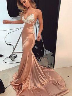 Mermaid Prom Dresses Prom Dresses Cheap Prom Dresses 2019 Prom Dresses Long Custom Made Prom Dresses 2018 Prom Dresses Straps Prom Dresses, Cheap Prom Dresses, Prom Party Dresses, Satin Dresses, Sexy Dresses, Lace Dress, Long Dresses, Bridesmaid Dresses, Custom Dresses