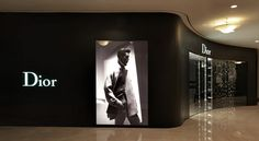 Dior Homme Taipei 101 flagship store by Pure Creative, Taipei »  Retail Design Blog Yes.