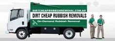 we provide more services that is residential rubbish removal, commercial rubbish removal, Junk removal,Visit us on