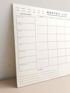 Planner Template, Printable Planner, Printables, Filofax, Monthly Planner, Work Planner, Agenda Planner, Day Planners, Grafik Design