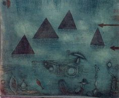 View Wasserpyramiden by Paul Klee on artnet. Browse upcoming and past auction lots by Paul Klee. August Macke, Franz Marc, Wassily Kandinsky, Art Dégénéré, Abstract Expressionism, Abstract Art, Abstract Paintings, Oil Paintings, Painting Art