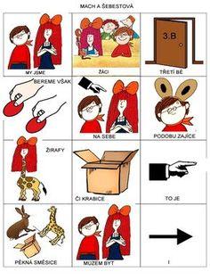 Pro Štípu: Mach a Sebestova Speech Therapy, Playing Cards, Classroom, Teaching, Education, Photo And Video, Games, School, Free