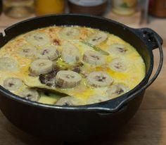 Bobotie – Hackbraten aus Südafrika | Dutch Oven, Outdoor Cooking, Bbq, Grilling, Food And Drink, Soup, Ethnic Recipes, Men Stuff, Beverage