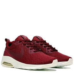 Wow are these gorgeous! Nike Air Max Motion Sneaker Noble Red