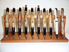 pen display rack