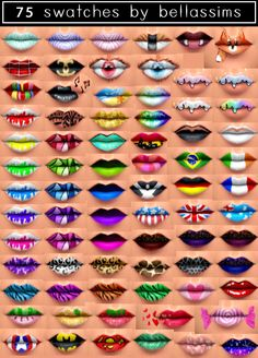 Image result for bellassims lips