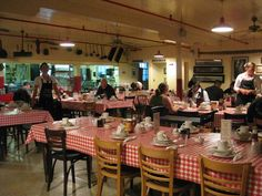 Samoa Cookhouse, Eureka, CA  Just ate there last night, great dinner, great friends.  Check out the museum.