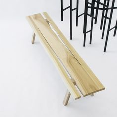 Divis Bench by Mike & Maaike for Council