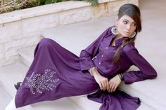 Adil Iqbal Exclusive and graceful Winter dresses 2014 for women.