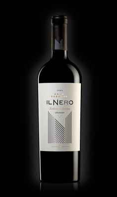 IL NERO on Packaging of the World - Creative Package Design Gallery  #taninotanino: