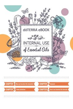 Is it safe to use essential oils internally? The answer is yes! However, there are many tips that you should learn to safely use essential oils internally. Here are a few in this doTERRA eBook!