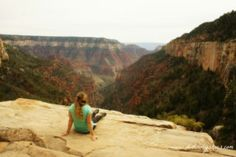Coconino Overlook || Grand Canyon National Park || Dirt In My Shoes