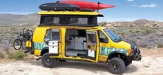 2005 Ford Econoline E 350 Cargo Van Right Open