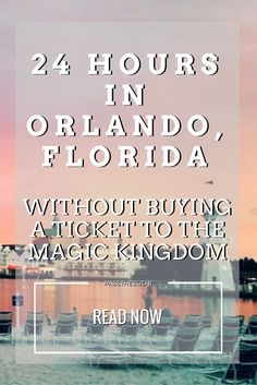 24 Hours of Fun without Buying a Ticket to the Magic Kingdom