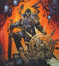 Rogue Trader - Warhammer 40k - Chainsword
