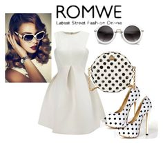 """#06"" by tash005 ❤ liked on Polyvore featuring Dolce&Gabbana and ZeroUV"