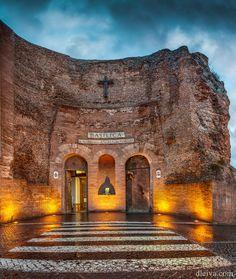 """Terme di Diocleziano (Rome, Italy) - <a href=""""http://dleiva.com/"""" rel=""""nofollow"""">dleiva.com/</a>"""