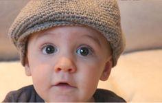 Videolu Tığ İşi Bebek Şapka Yapılışı