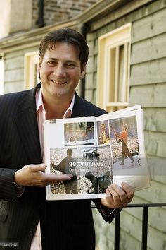 Former Live Aid artist Spandau Ballet lead vocalist Tony Hadley poses for a portrait to commemorate the anniversary of Live Aid on June 14 Ross Williams, Robbie Williams, The Boomtown Rats, Gary Kemp, The Who Live, Martin Kemp, London People, Bob Geldof, Africa People