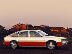 1980 Chevrolet Citation 4-door Hatchback Sedan